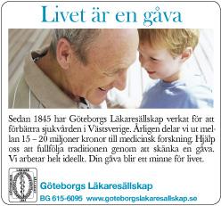 Donation - Göteborgs Läkaresällskap