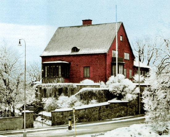 Läkarsällskapets hus